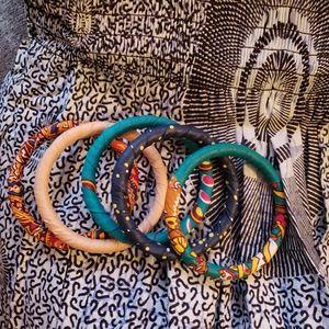 Dresses - Bohemian Summer Print Dress
